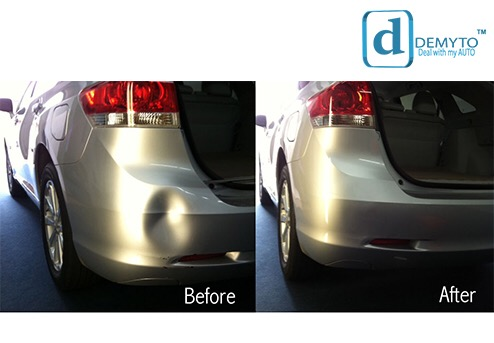 car denting painting pune