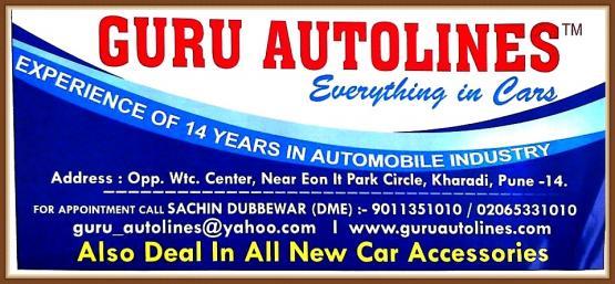 Guru Autolines, Pune