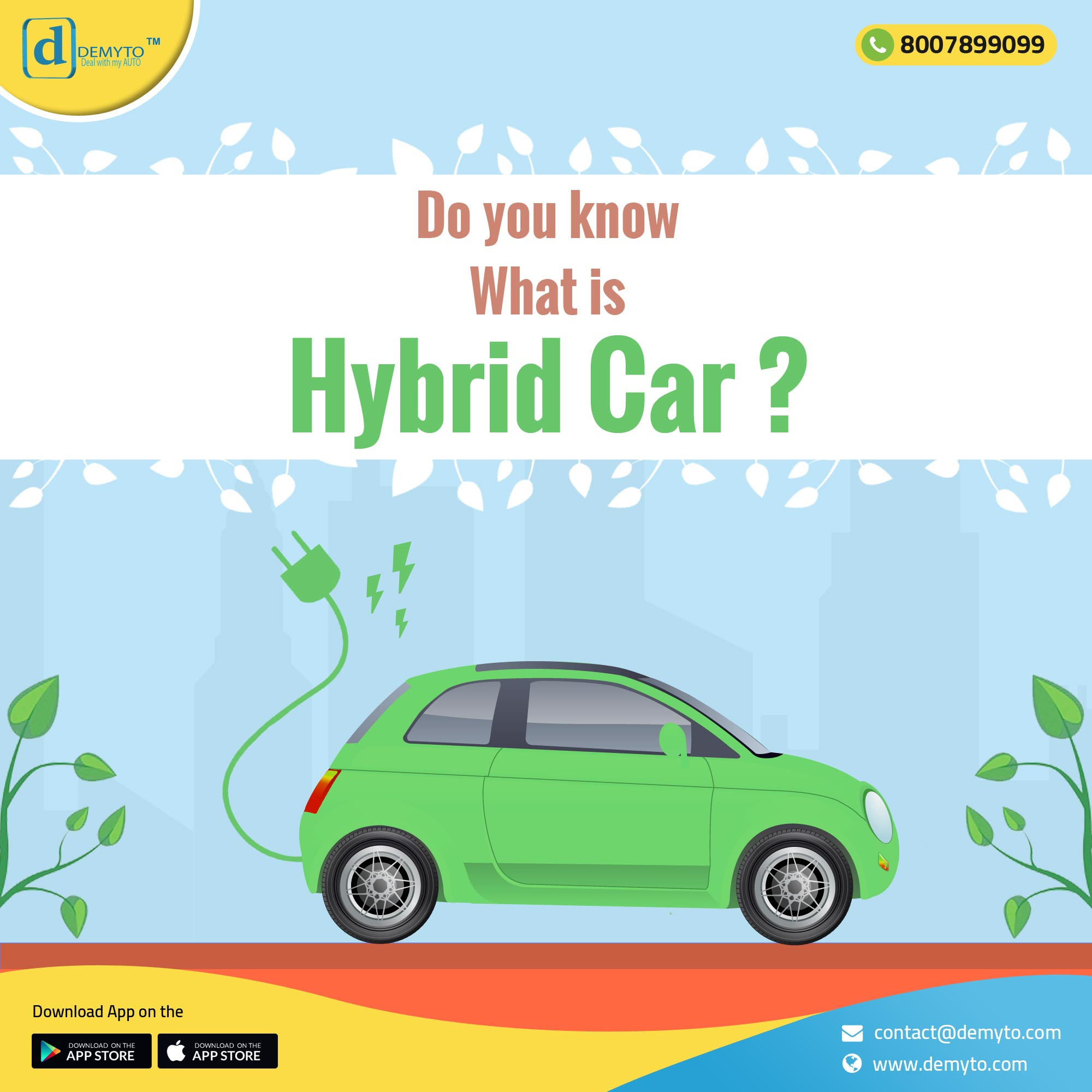 Do you know what hybrid car is?