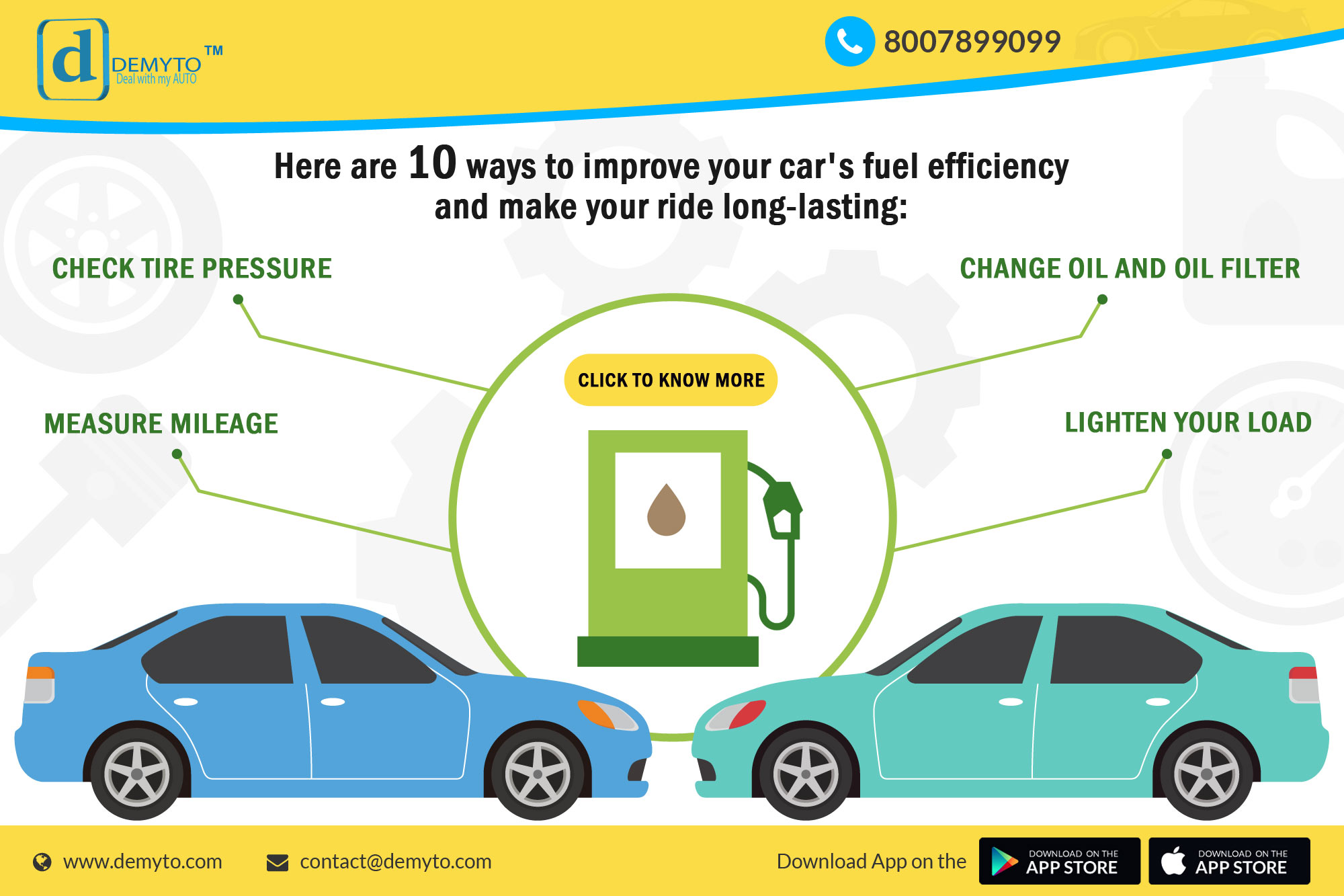Tips which ensure long-lasting for your car