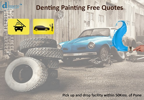 denting painting in pune